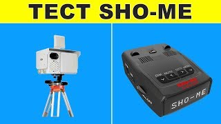 ✅ лучший радар детектор антирадар sho me обзор и тест