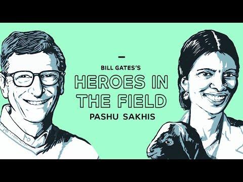 Bill Gates鈥檚 Heroes in the Field: Pashu Sakhis