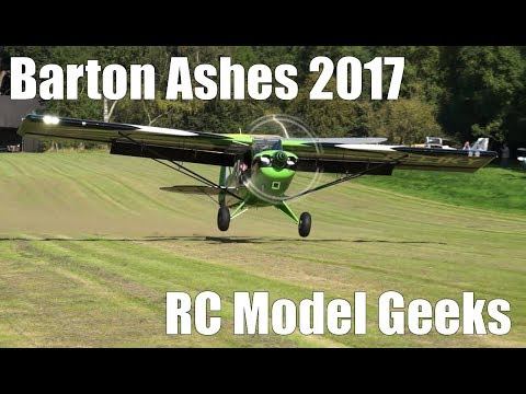 2017 Barton Ashes Light Aircraft Association Fly in.