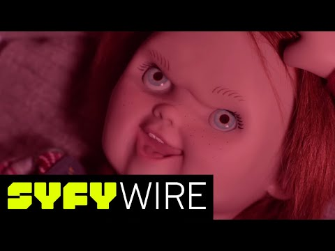 Cult of Chucky Director on How This Movie is Different | SYFY WIRE