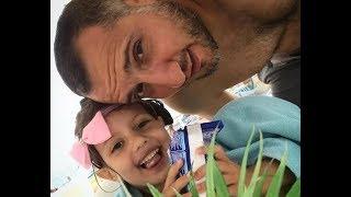 Арарат Кещян показал старшую дочь. Весь интернет потерял дар речи