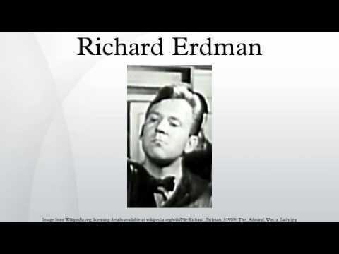 Richard Erdman