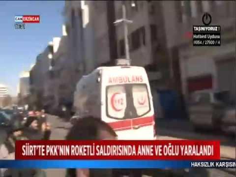 PKK HEDEFLERİ 3 GÜNDÜR HAVADAN VURULUYOR