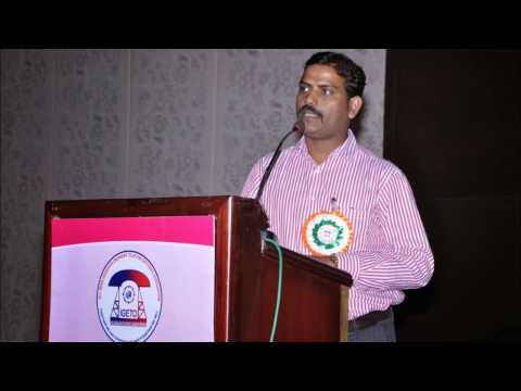 Sh  R  P  Shahu -  message for DR about power full association