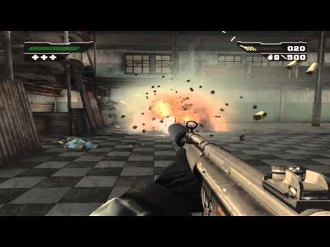 (HD) Let's Play Black: Level 5 - Tivliz Asylum