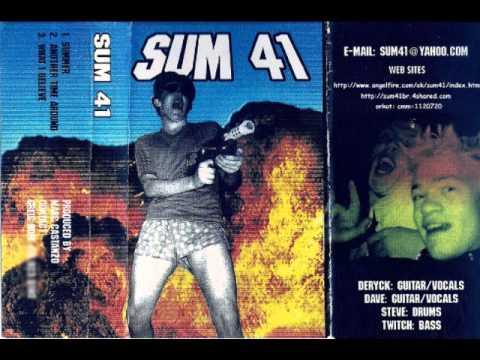 Sum 41 - Summer (Demo Tape)