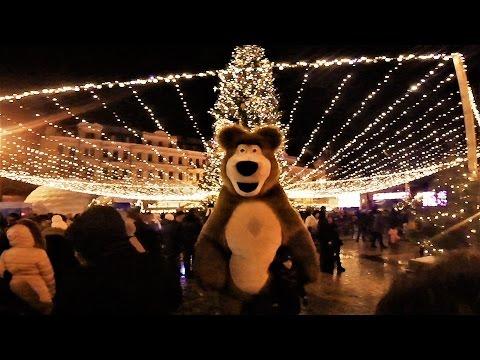 Christmas in Eastern Europe!~ Kiev VLOG (lots of food and fun ;)