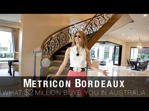 Metricon Bordeaux | $2 Million Dream House In Australia