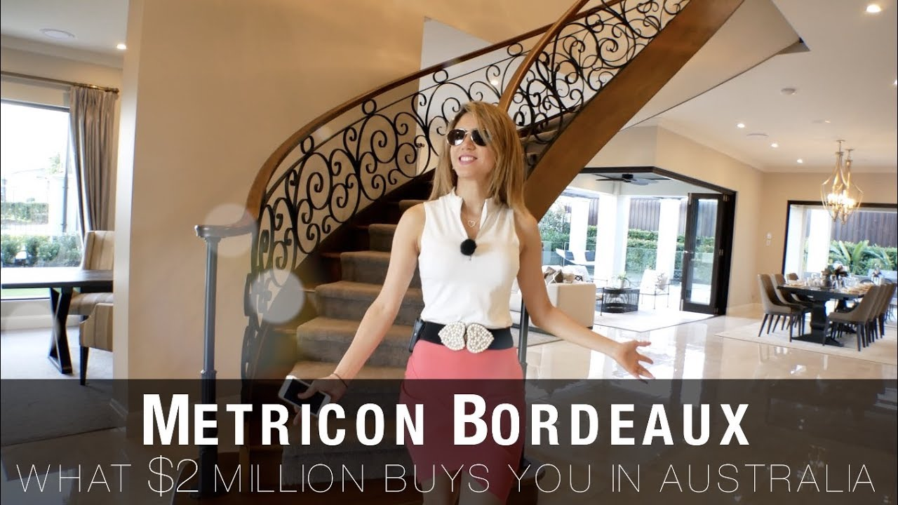 Download Metricon Bordeaux   $2 Million Dream House In Australia