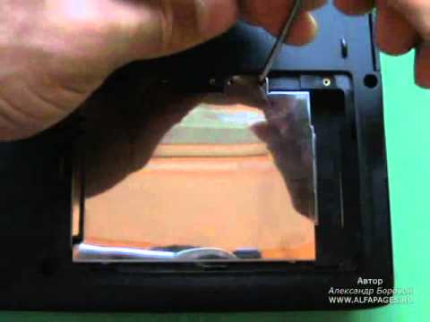 9 Замена жесткого диска на ноутбуке