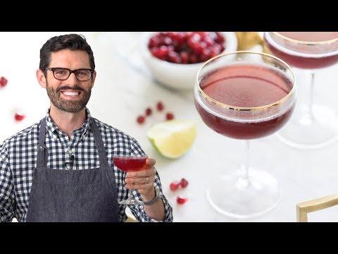 Easy, Delicious Pomegranate Martini