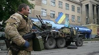 Ucraina: separatisti convergono a Donetsk e si preparano a battaglia decisiva