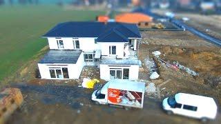 Stavba rodinných domů a 4 koupele
