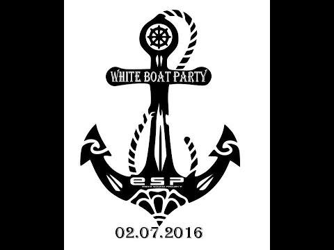 White Boat Party 2016 #1 Tony Cruz von der Marco Polo Schönebeck