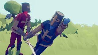 Totally Accurate Battle Simulator #5 - Jak wygrać wszystkie walki?