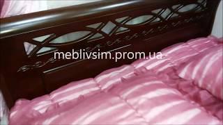 Кровать деревянная. Кровать двуспальная деревянная 1.6-966-WSR-BW(Кровать 1.6-966-WSR-BW Вы можете купить в нашем ..., 2013-06-08T07:39:36.000Z)
