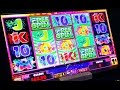 Carnival in Rio - MAX bet - very nice bonus - free games - Slot Machine Bonus