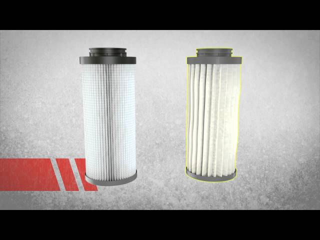 Bobcat Hydraulic Filter Comparison Video