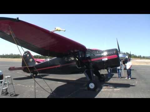 Tony Wright - NC50249 1944 Stinson V 77