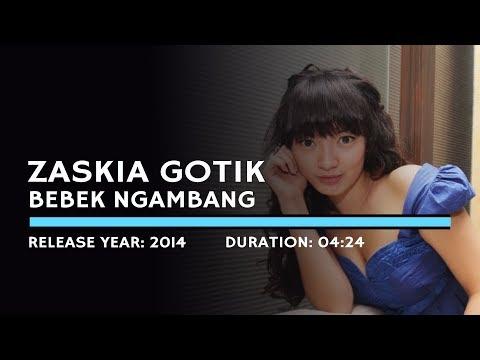 Zaskia Gotik - Bebek Ngambang (Lyric)