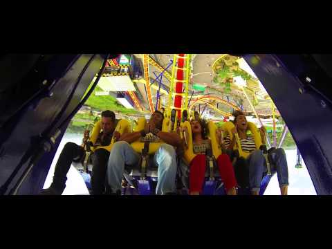 Nitro - India's Biggest Baddest Rollercoaster at Adlabs Imagica