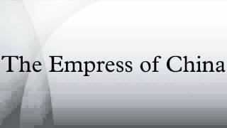 Video The Empress of China download MP3, 3GP, MP4, WEBM, AVI, FLV Januari 2018