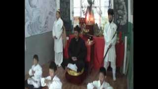 Wudang Daoist Meditation & Qigong Ceremony 武当道教修炼和养生功