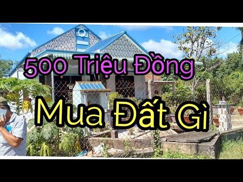Có 500 Triệu Đồng Đầu Tư Đất Nào