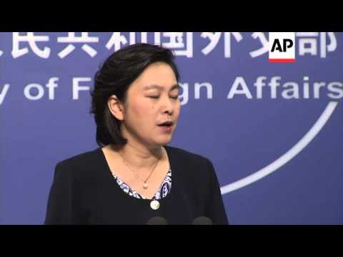 Foreign Ministry comments on Iraq crisis, NKorea defectors