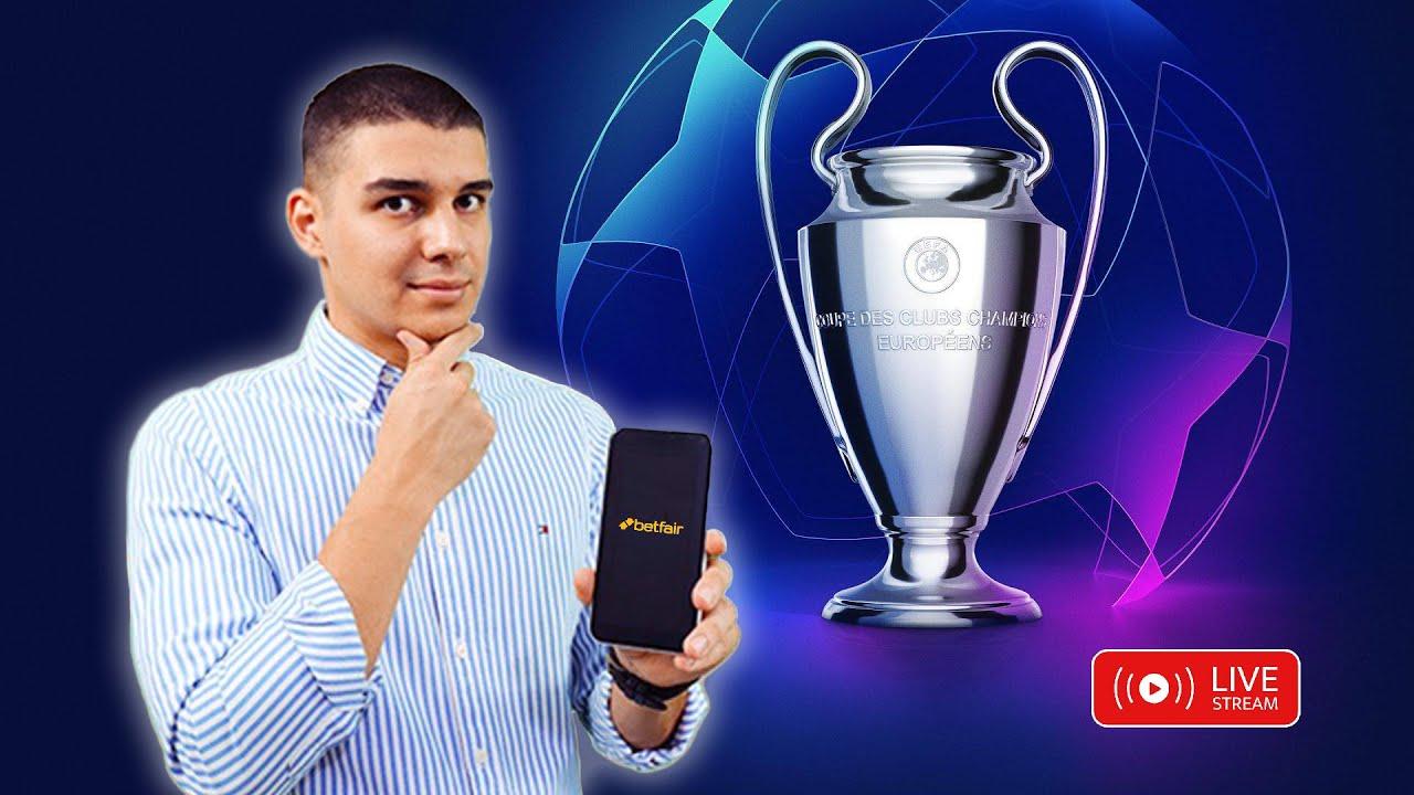 Pariuri LIVE Champions League   PSG - Manchester United și toate celelalte meciuri din grupe