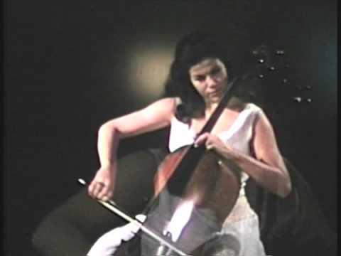 "Christine Walevska ""Cellist Extraordinary"""