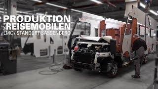 VOR ORT | Produktion von Reisemobilen bei LMC Caravan in Sassenberg