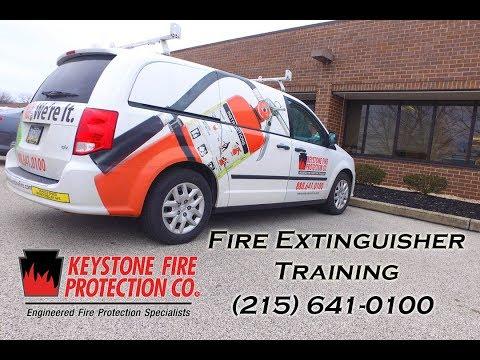 Fire Extinguisher Training Reading PA