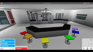 How to make a house on Bloxburg part 4 (ROBLOX)