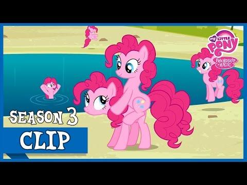 Pinkie Pies Everywhere! (Too Many Pinkie Pies) | MLP: FiM [HD]