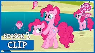 Pinkie Pies Everywhere! (Too Many Pinkie Pies) | MLP: FiM [HD] thumbnail