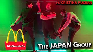 The Japan Group ❌ Hai barbatu' meu du-ma la Mc 🍔🍟[ft Cristina Pucean]