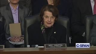 Sen. Dianne Feinstein (D-CA) Opening Remarks on FISA Report