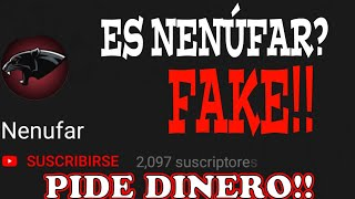 !! CANAL de NENUFAR FALSO!! (+ hablo con Nenúfar)