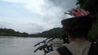 River Transport Laos