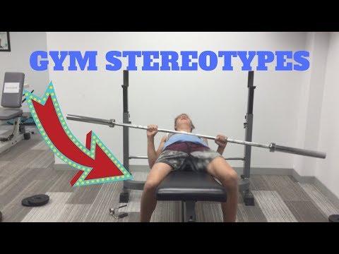 Gym Stereotypes // Premium Shots