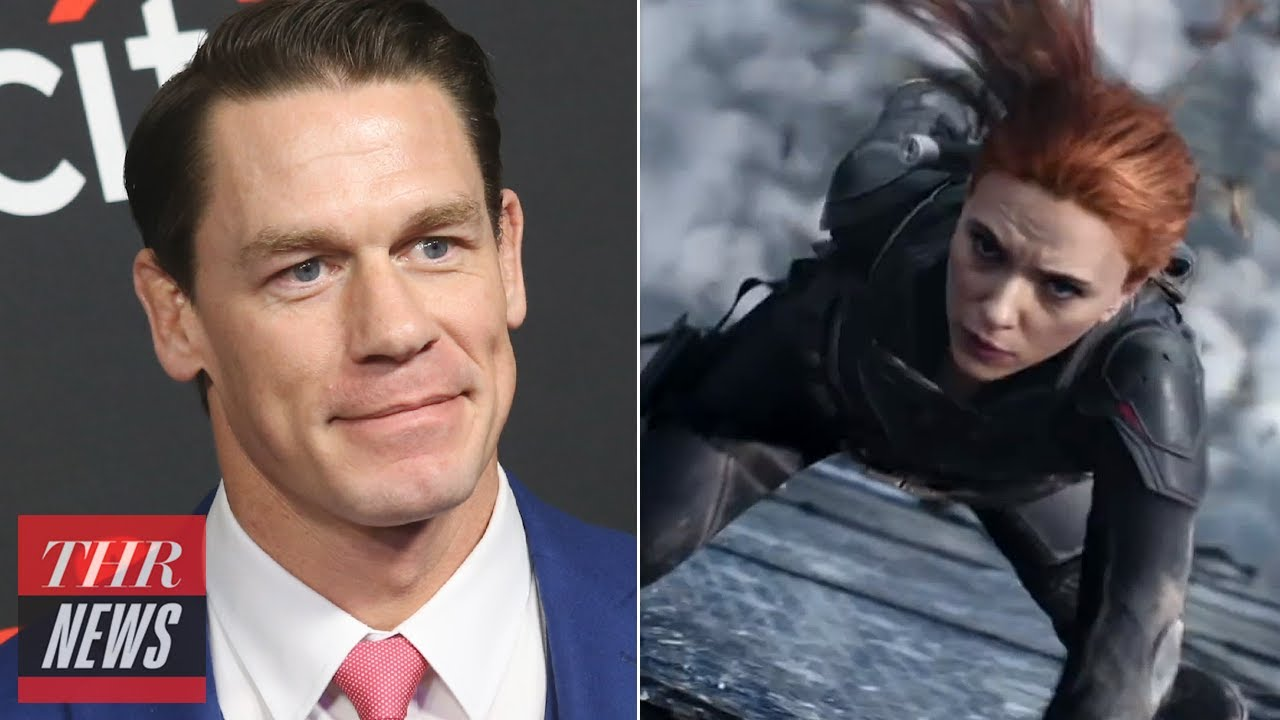 'Black Widow' Release Date Pushed, John Cena to Star in 'Suicide Squad' Prequel Series | THR News