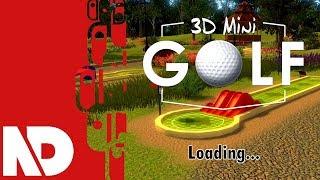 [3D Minigolf] First Look