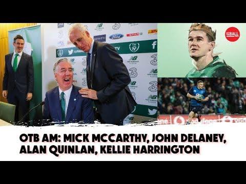Monday's OTB AM: Joe Schmidt to leave Ireland, Mick ...