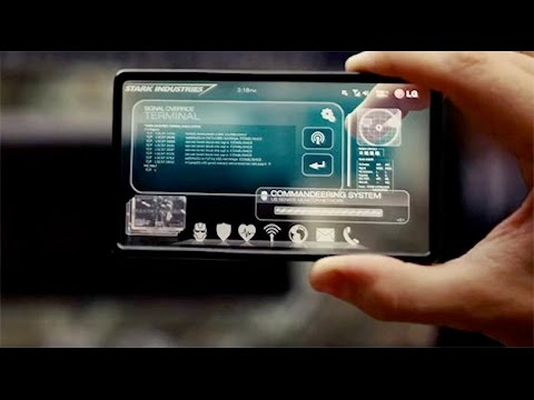 Future Cell Phones 2050 | Future Emerging Technologies