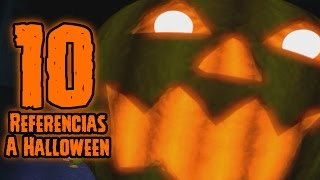TOP 10: 10 Referencias a Halloween En Five Nights At Freddy