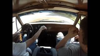 453T Detroit Diesel Ford Pickup In Cab