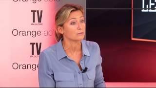 Anne-Sophie Lapix : « Le meilleur, c'est Yves Calvi »