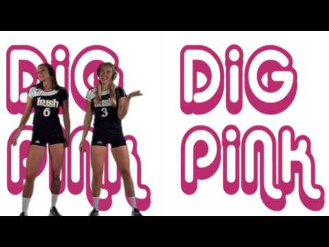 Notre Dame Volleyball - Dig Pink Karaoke (Oct. 28)