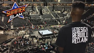 WWE SummerSlam Weekend Vlog! (WWE 2K18 Kickoff Party, Fan Meet Up, and MORE!)